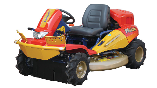 CMX227 Ride-on Brush Cutter